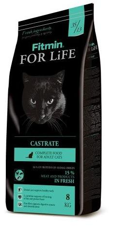 Корм Fitmin For Life Castrate