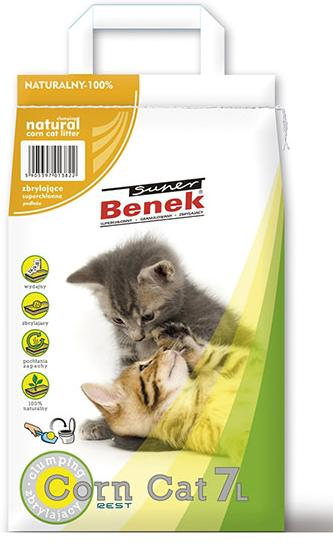 "Super Benek ""Corn Cat"" кукурузный"