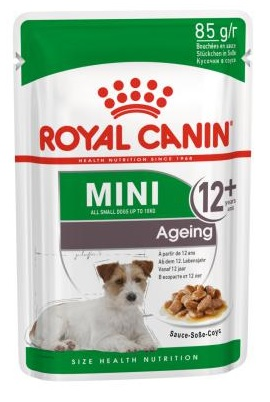 Royal Canin Ageing Mini 12+ (в соусе)