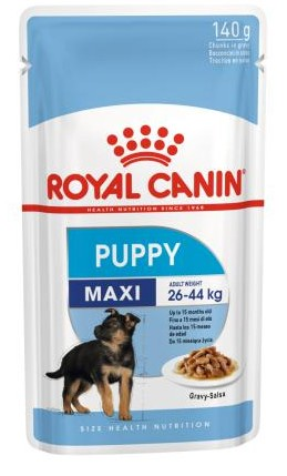 Royal Canin Puppy Maxi (в соусе)