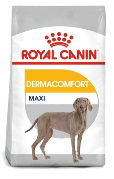 Royal Canin Maxi Dermacomfort для крупных собак склонных к кож. раздражениям и зуду