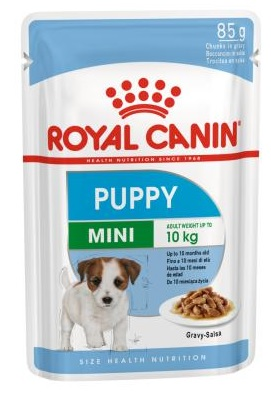 Royal Canin Puppy Mini (в соусе)