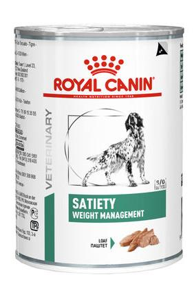 Royal Canin Satiety диета для собак при ожирении