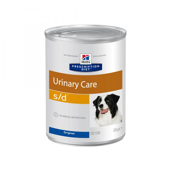 Hill's s/d Urinary Care влажный корм для собак
