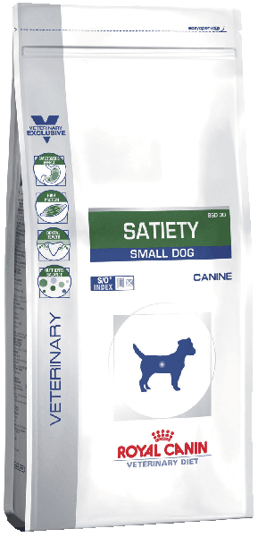 Royal Canin Satiety Small Dog SSD30 диета для собак мелких пород при ожирении