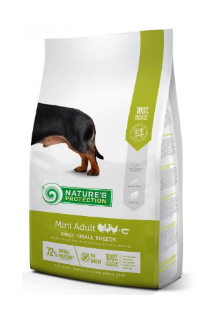 Nature's Protection Adult Mini